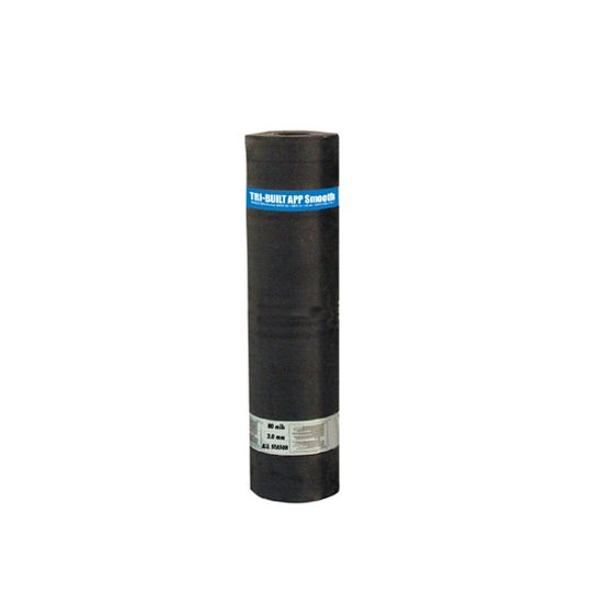 TRI-BUILT APP Torch Smooth Membrane 1 SQ. Roll