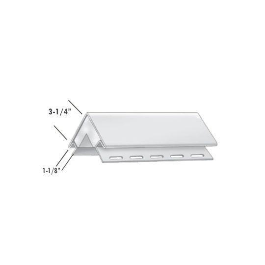 Exterior Portfolio Standard Solid CoRe™ Corner Post Driftwood