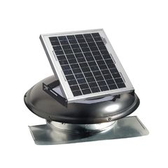 TRI-BUILT Solar Power Roof Vent