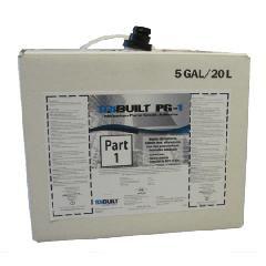 TRI-BUILT One Step Millennium PG-1 Pump Grade Adhesive Part-A - 5 Gallon...