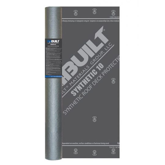 TRI-BUILT 4' x 250' Synthetic 10 Underlayment 10 SQ. Roll