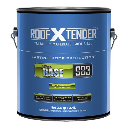 TRI-BUILT ROOF X TENDER® 983 Ultra Base Roof Primer - 1 Gallon Can