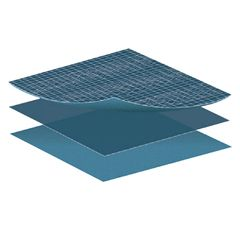 TRI-BUILT Roof Shield HP Synthetic Felt Underlayment - 10 SQ. Roll