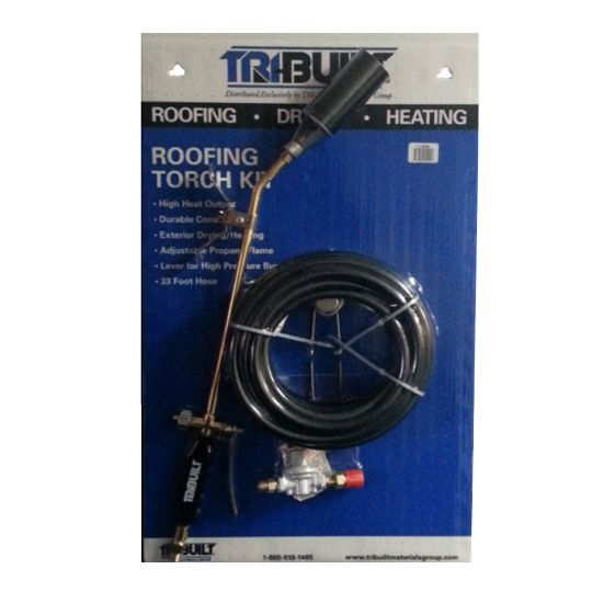 TRI-BUILT L-100TA Magnum Standard Torch Kit with 33' Hose