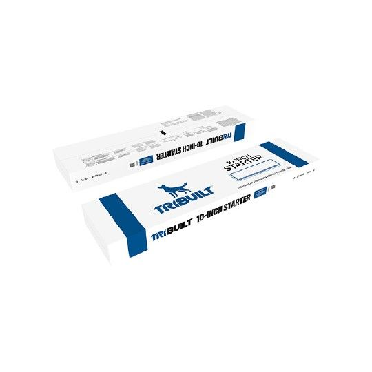 "TRI-BUILT 10"" x 40"" Shingle Starter - Bundle of 30"