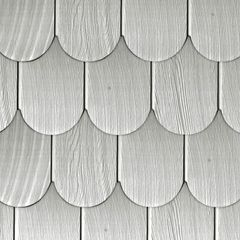 James Hardie HardieShingle® Half-Round Panel for HardieZone® 10