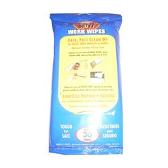 DOW GREAT STUFF™ Work Wipes - Pack of 30