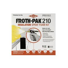 DOW FROTH-PAK™ 210 Foam Insulation Kit