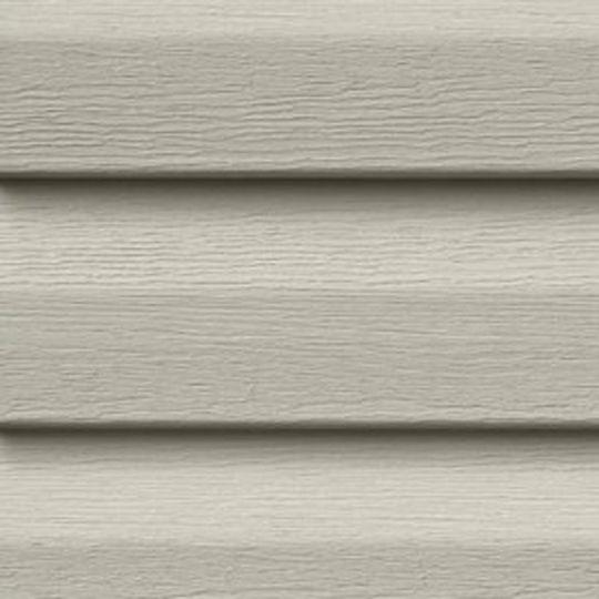 """Exterior Portfolio Parkview™ Double 5"""" Dutchlap Cedargrain Siding Panels Rye"""