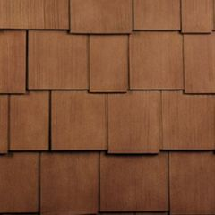 Tando Building Products TandoShake™ RoughSawn Cedar Staggered