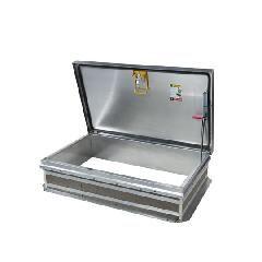 """TRI-BUILT 30"""" x 54"""" Galvanized Roof Hatch - HC Zone"""