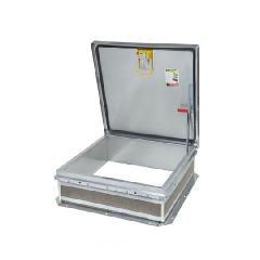 "TRI-BUILT 36"" x 36"" Aluminum Roof Hatch - HC Zone"