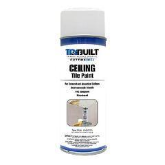 TRI-BUILT Ceiling Tile Paint - 16 Oz. Can