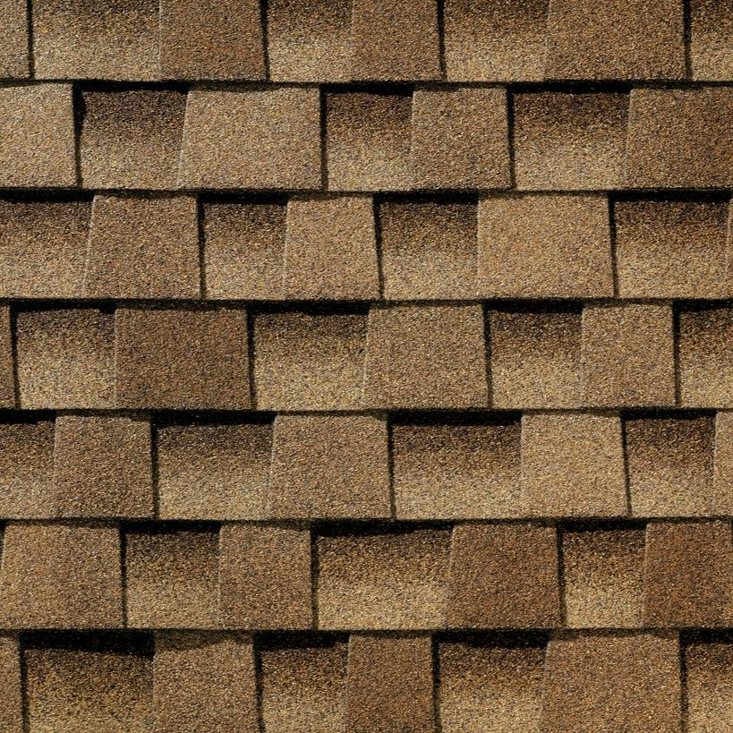 """GAF 13-1/4"""" x 39-3/8"""" Timberline Ultra HD® Shingles with StainGuard Plus™ Patriot Red"""