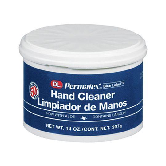 Permatex DL® Blue Label™ Cream Hand Cleaner - 14 Oz. Tub