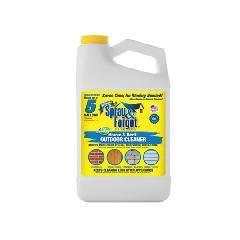 Spray & Forget House and Deck No-Rinse Eco-Friendly Exterior Spray...