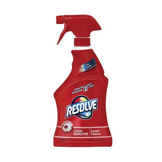Reckitt Resolve® Carpet Stain Remover - 22 Oz. Bottle