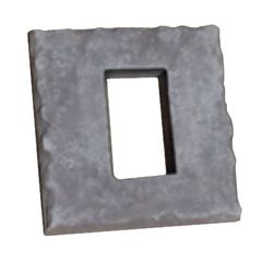 "Ply Gem 8"" x 8"" Electrical Stone"