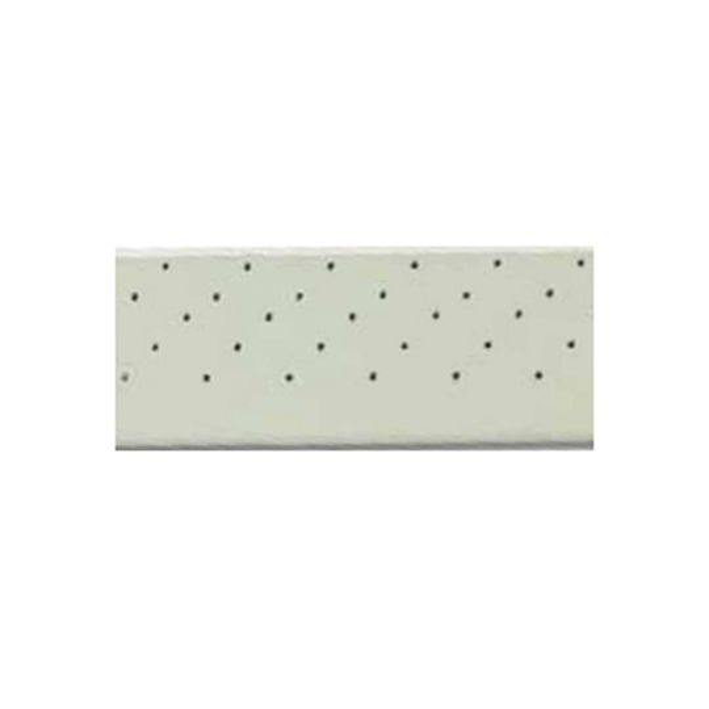 "James Hardie 1/4"" x 12"" x 12' HardieSoffit® Vented Smooth Panel for HardieZone® 5 Arctic White"