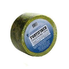 "Fortifiber 3"" x 165' Sheathing & Commercial Tape"
