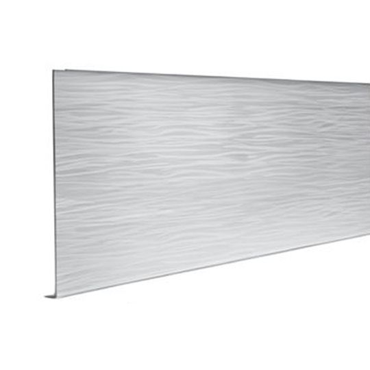 "Quality Edge 8"" TruCedar® Steel Fascia Ironstone"