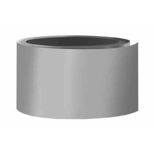 "Quality Edge 10.77"" Seamless Steel Siding Coil - Sold per Lb. Statuary Bronze"