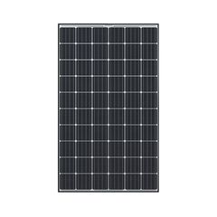 Hanwha Q CELLS USA 32 mm 300 Watt Q.Peak Black & White Monocrystalline...