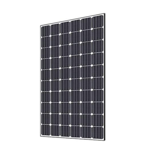 Hyundai Green Energy 35 mm 280 Watt RG-Series 60-Cell Mono-Crystalline Type Solar Module with Black Frame