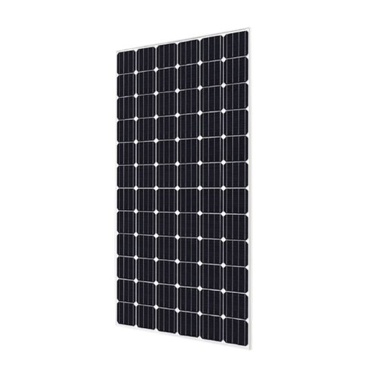 Hyundai Green Energy 40 mm 355 Watt RI-Series 72-Cell Mono-Crystalline Type Solar Module with Silver Frame