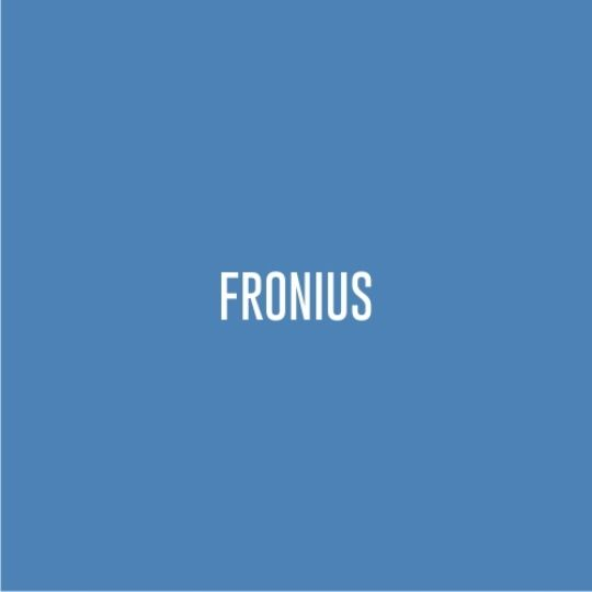 Fronius USA Data Manager Card