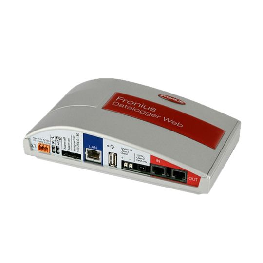Fronius USA Datalogger Web with WLAN Feature