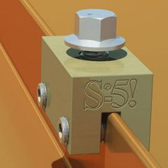 S-5! Metal Roof Innovations S-5-B Clamp