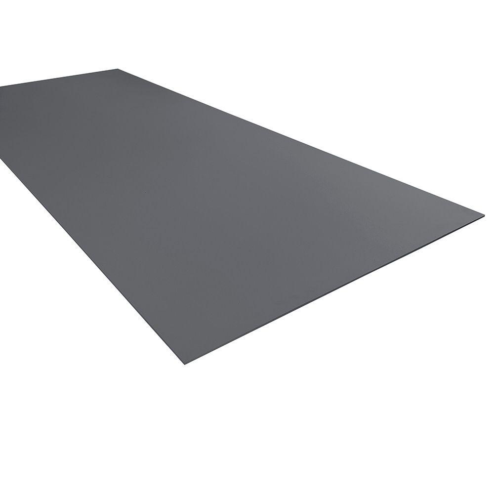 "James Hardie 5/16"" 4' x 8' HardiePanel® Smooth Vertical Siding for HardieZone® 5 Light Mist"