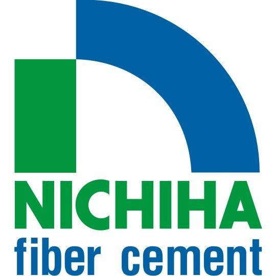 "Nichiha Fiber Cement 5/16"" x 4' x 8' Smooth Panel Primed"