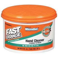 Permatex Fast Orange Hand Cleaner - 14 Oz. Tube
