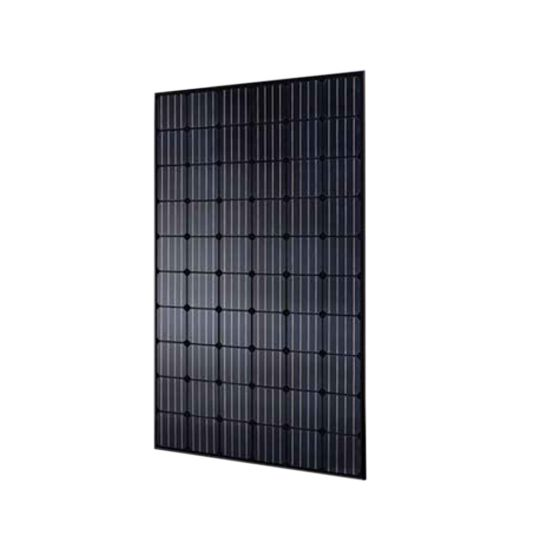 Hyundai Green Energy 35 mm 290 Watt RG Black-Series 60-Cell Mono-Crystalline Type Solar Module with All Black Frame