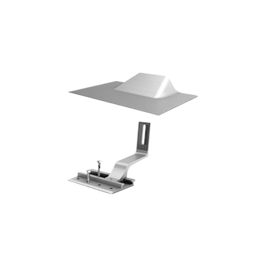 """Quick Mount PV 1.5"""" x 7"""" x 6.38"""" Aluminum Quick Hook Side Mount Mill"""