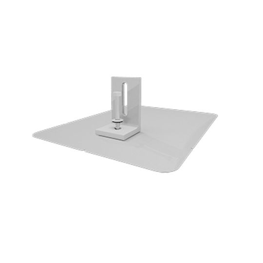 Quick Mount PV Aluminum L-Mount® Series Single Slot Mill