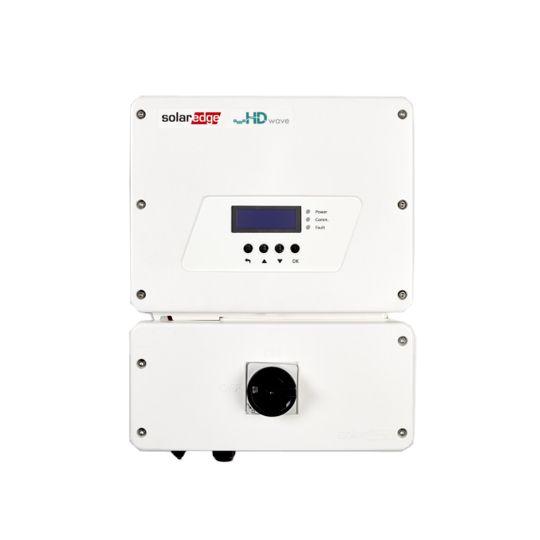 SolarEdge Technologies 3.8 Kilowatt 240 Volt Single Phase Inverter with HD-Wave Technology, Revenue Grade Meter