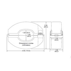 SolarEdge Technologies 300-Amp Current Transformer - Set of 3
