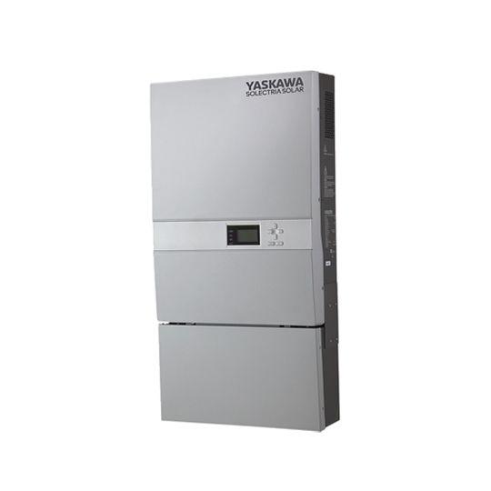 Yaskawa Solectria Solar 600VDC 208VAC 3-PH Transformerless String Inverter