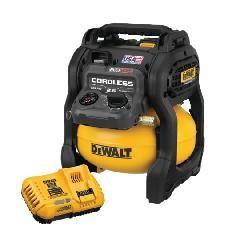 DeWalt 2.5 Gallon 60-Volt (135 psi) Cordless Compressor