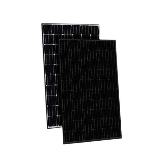 CertainTeed Roofing 300 Watt All-Black US-Series Solar Panel