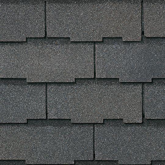 Atlas Roofing Legend® Designer Fiberglass Shingles Hearthstone Grey