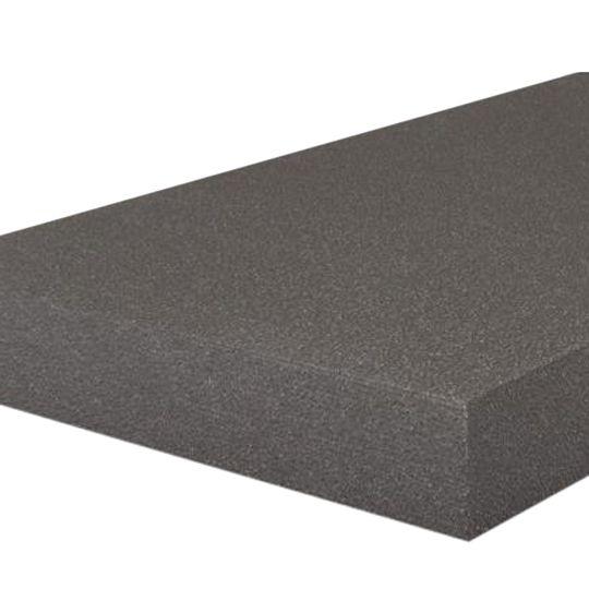"""ACH Foam Technologies 2-1/2"""" x 2' x 4' EIFS Weather Barrier Foam Board - Bundle of 8"""