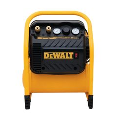 DeWalt 200 PSI Quiet Trim Compressor