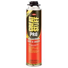 DOW GREAT STUFF PRO™ Gaps & Cracks Filler Spray Foam - 24 Oz. Can