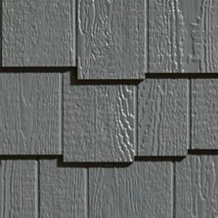 "Wausau Supply 3/8"" x 12"" x 4' LP Diamond Kote® Staggered..."