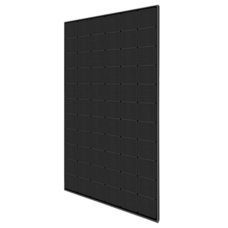 Canadian Solar (USA) 35mm 330 Watt HiDM-Black High Density Mono-Crystalline PERC Solar Panel Black