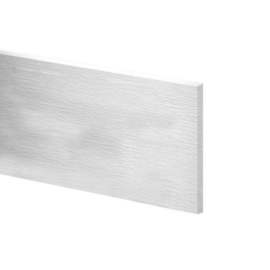 "James Hardie 1"" 3-1/2"" x 12' HardieTrim® 5/4 Rustic Grain Board for Universal HardieZone® Arctic White"